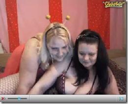 chubby lesbians